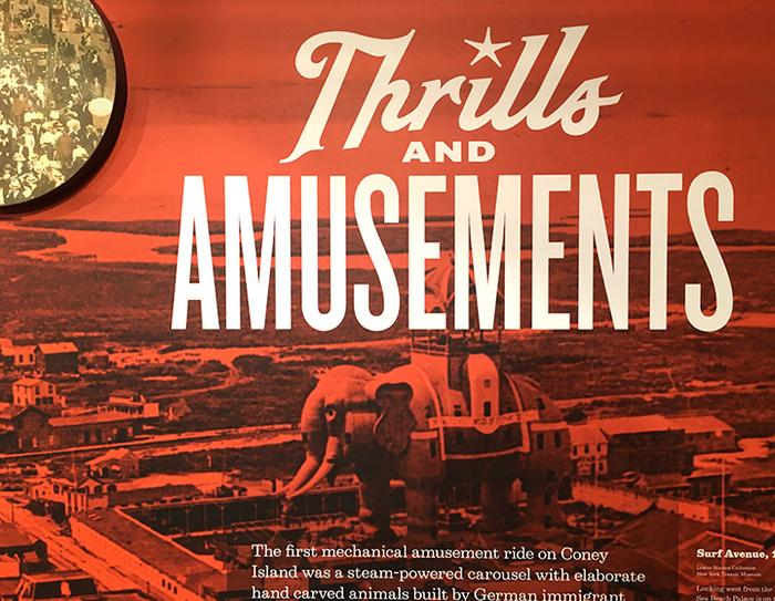 5¢ to Dreamland: A Trip to Coney Island exhibition 6