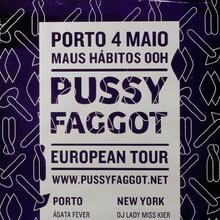 Pussy Faggot