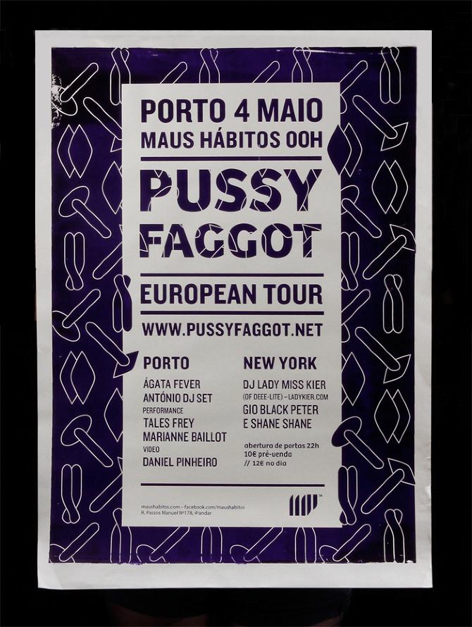 Pussy Faggot 2