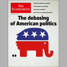 <cite>The Economist</cite>, Oct 15, 2016