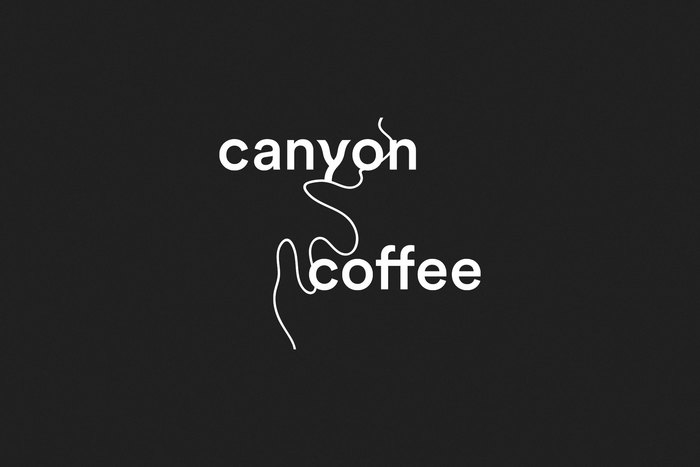 Canyon Coffee logotype
