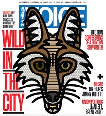 <cite>The Village Voice</cite>, Vol. LXI, No. 41