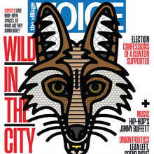 <cite>The Village Voice</cite>, Vol. LXI, No. 41