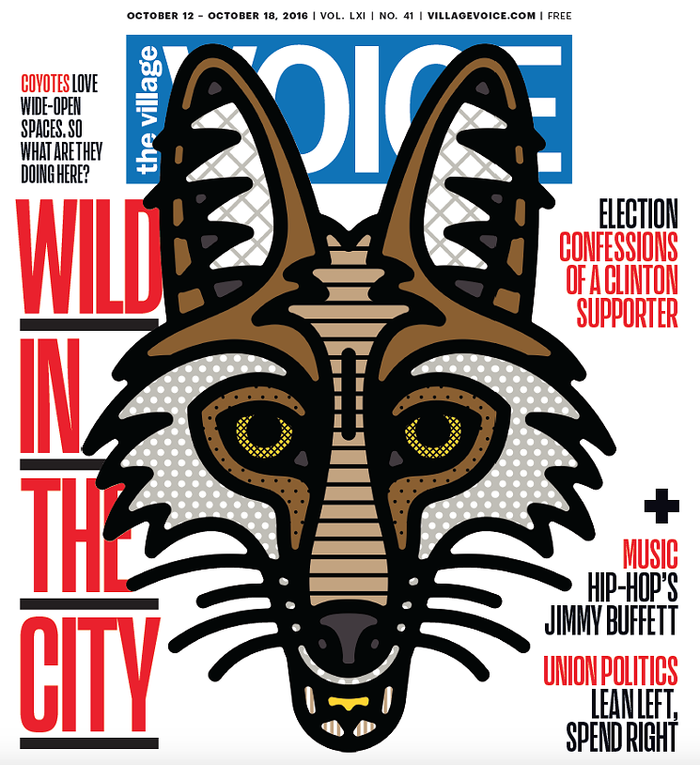 The Village Voice, Vol. LXI, No. 41