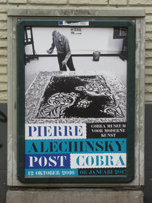 Pierre Alechinsky – post Cobra