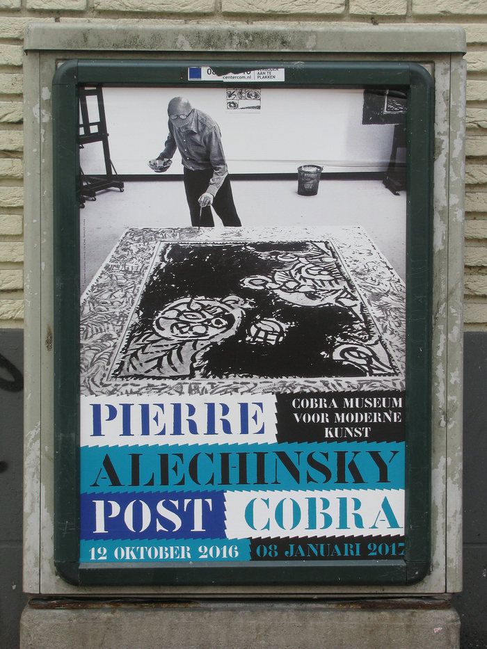 Pierre Alechinsky – post Cobra 1