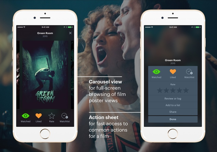 Letterboxd for iPhone 2