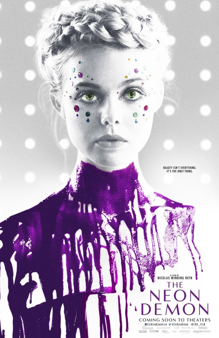 The Neon Demon posters 2