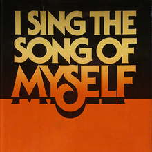 <cite>I Sing the Song of Myself</cite>, 1st edition