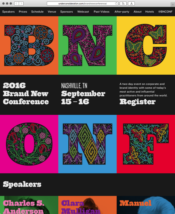 Brand New Conference, 2016 13