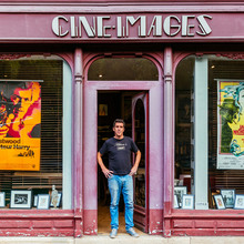 Cine-Images shop front