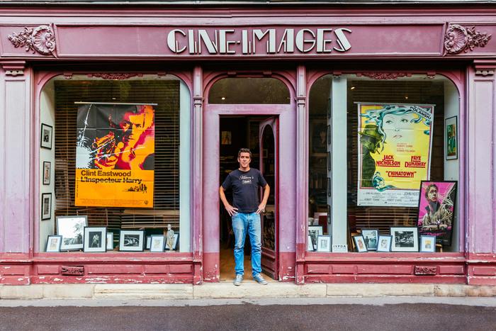 Cine-Images shop front 1