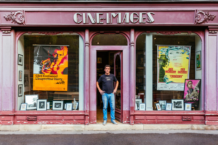 Cine-Images shop front 1