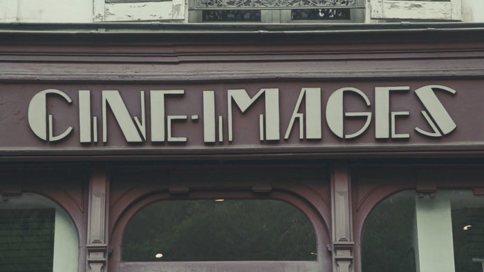 Cine-Images shop front 2