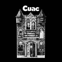 CUAC 2016 Halloween Happening & Fundraiser
