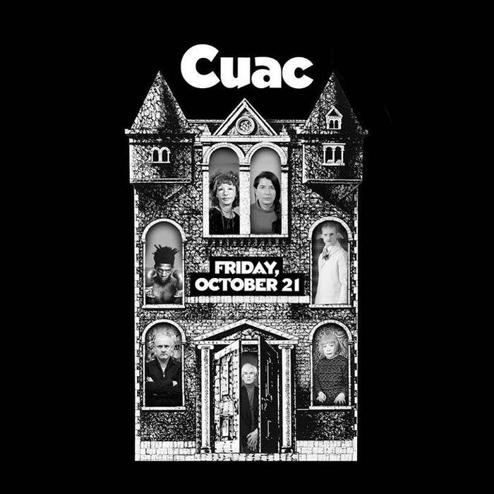 CUAC 2016 Halloween Happening & Fundraiser 1