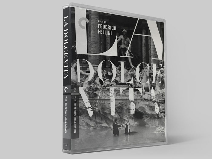 La Dolce Vita, Criterion Collection DVD 1