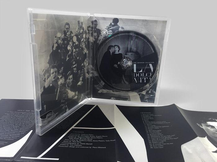 La Dolce Vita, Criterion Collection DVD 2