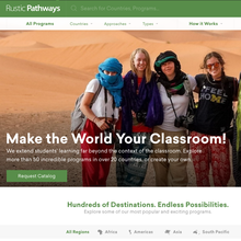 Rustic Pathways Groups