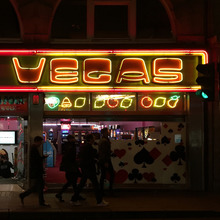 Las Vegas in London