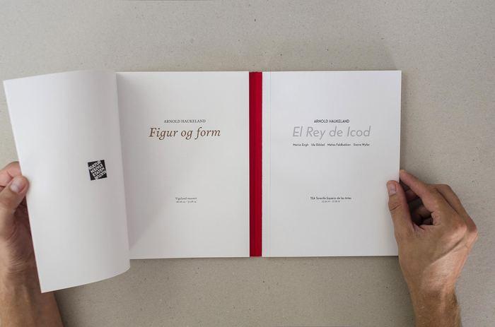 El Rey de Icod / Figur og form 2