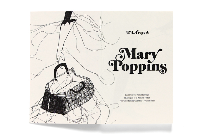 Mary Poppins by P.L. Travers, Cosac Naify 3