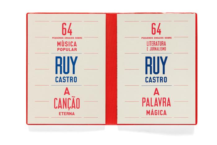 Ruy Castro: Letra e Música 3
