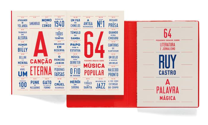 Ruy Castro: Letra e Música 4