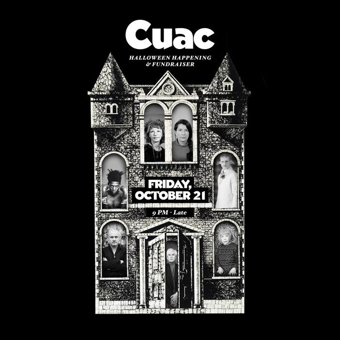 CUAC 2016 Halloween Happening & Fundraiser 2