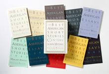 <cite>Best American</cite> series (1986, 2016)