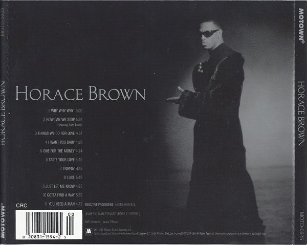 Horace Brown (self-titled) 3