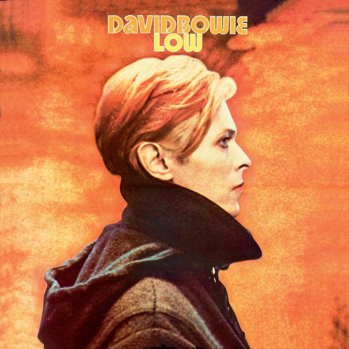 David Bowie – Low album art 1