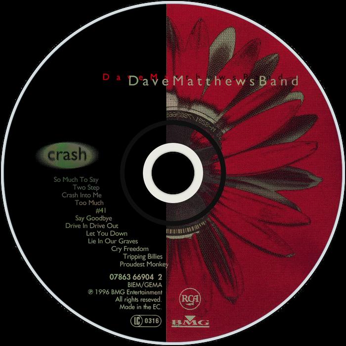 Dave Matthews Band – Crash 2