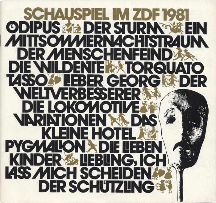 Schauspiel im ZDF (1978–83) 11