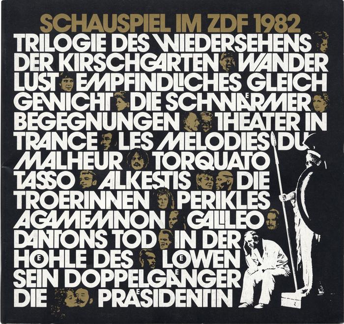 Schauspiel im ZDF (1978–83) 14