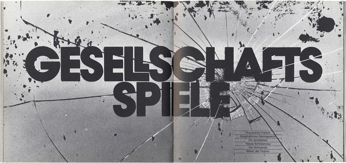 Schauspiel im ZDF (1978–83) 19