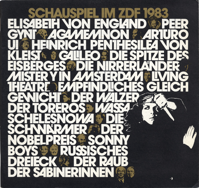 Schauspiel im ZDF (1978–83) 17