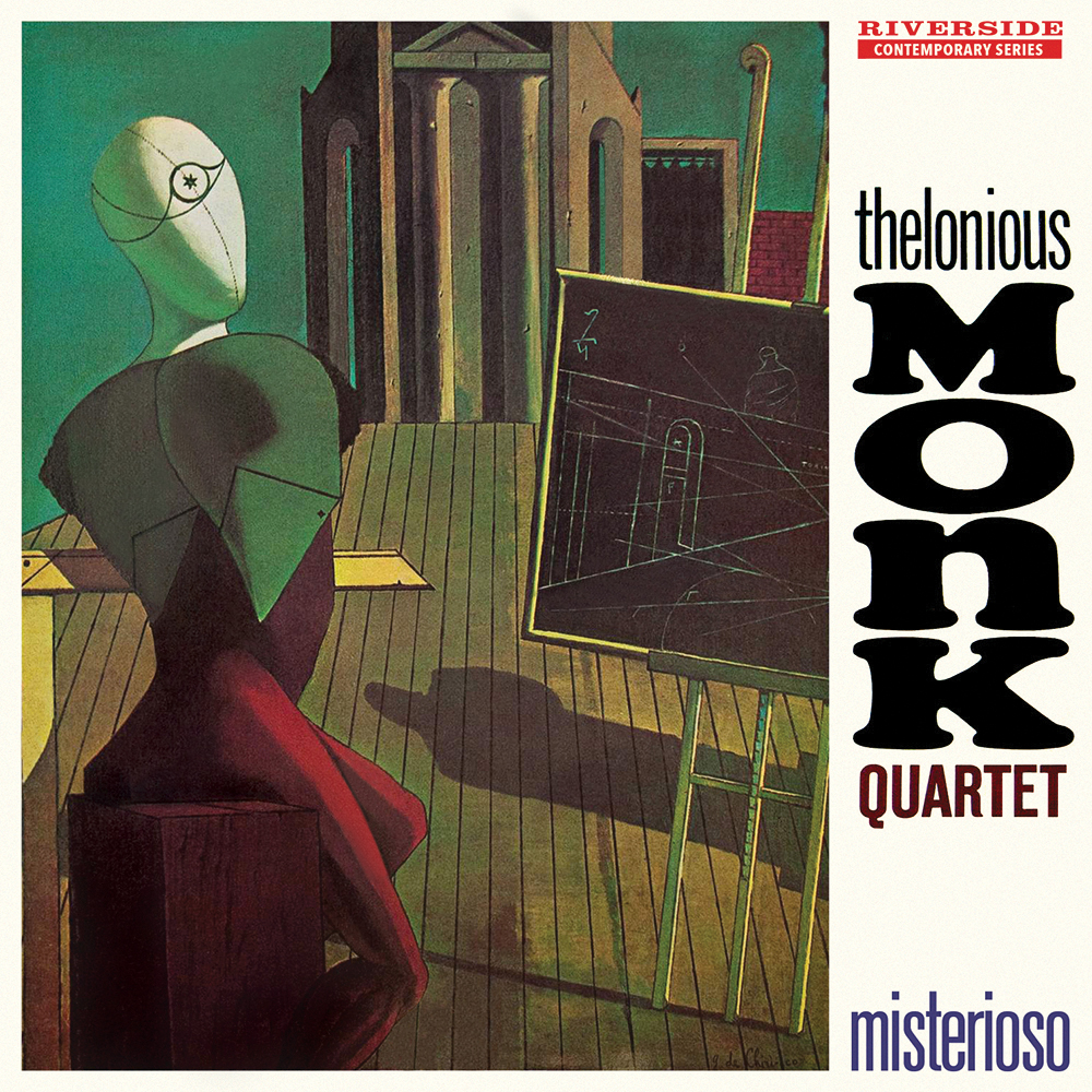 Thelonious Monk - Misterioso - Fonts In Use