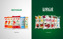 Claldy Bioyogur packaging (2016)