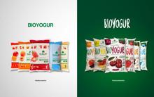 Claldy Bioyogur packaging (2016)