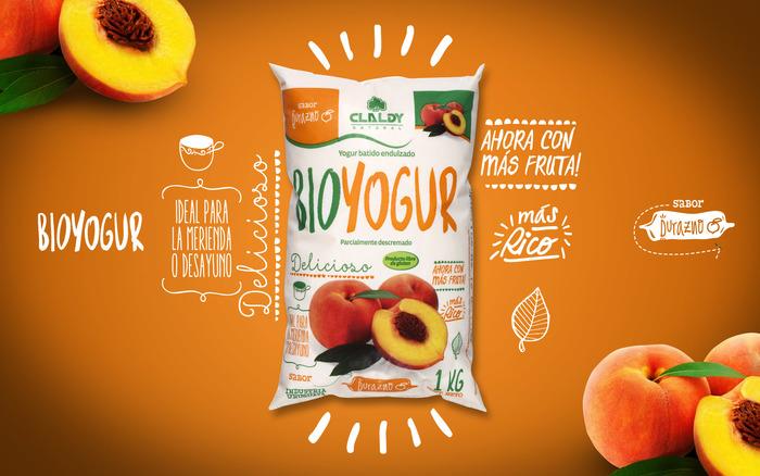 Claldy Bioyogur packaging (2016) 3