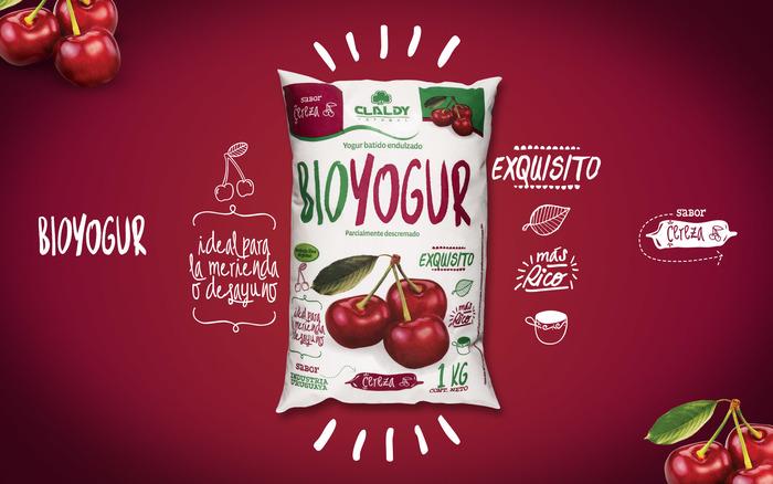 Claldy Bioyogur packaging (2016) 4