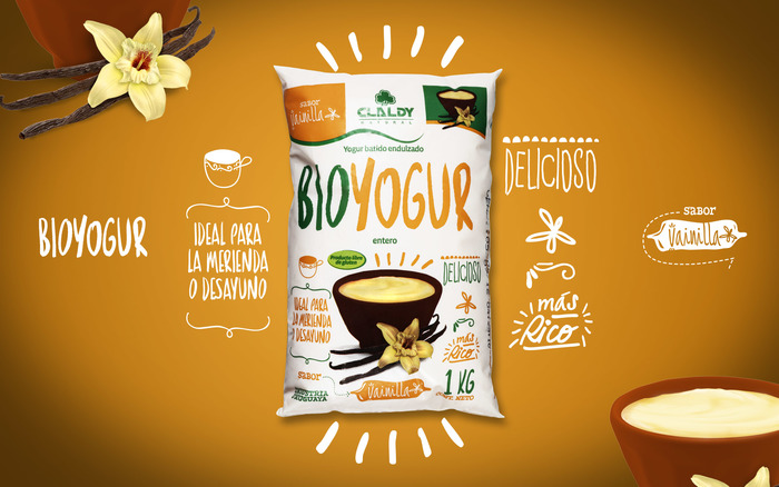 Claldy Bioyogur packaging (2016) 7