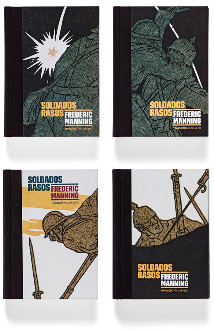 Soldados Rasos by Frederic Manning 1