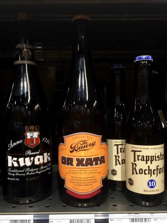 OR XATA Beer by The Bruery 2