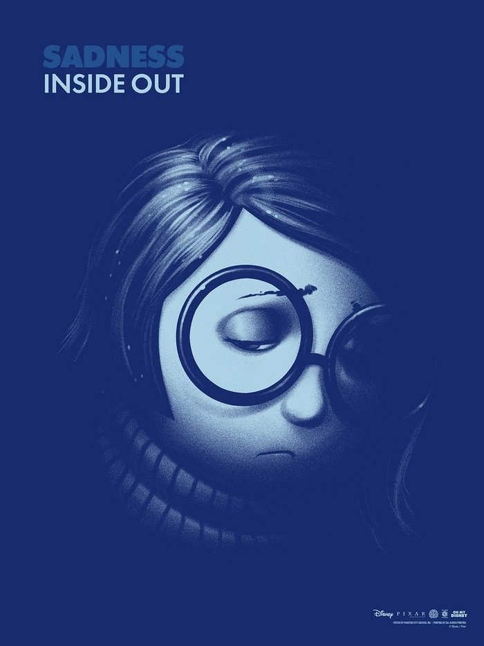 Inside Out 7-inch single series and posters 2