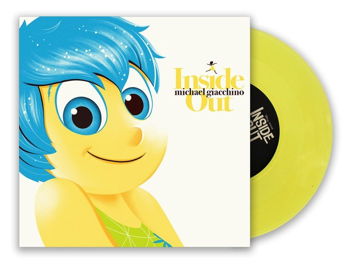 Inside Out 7-inch single series and posters 6
