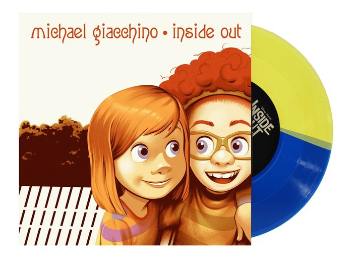 Inside Out 7-inch single series and posters 11