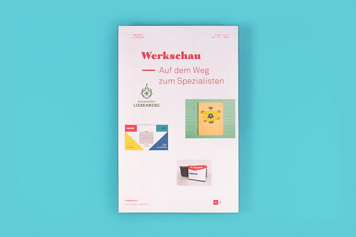 Werkschau — Auf dem Weg zum Spezialisten 1
