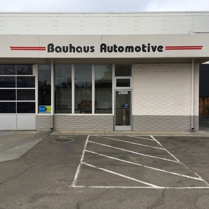 Bauhaus Automotive, Berkeley